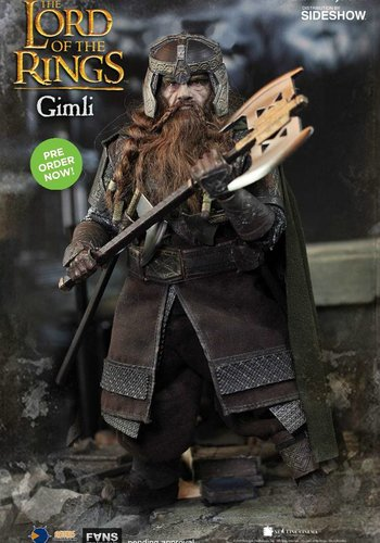 Lord of the Rings: Gimli 1:6 Scale Figure