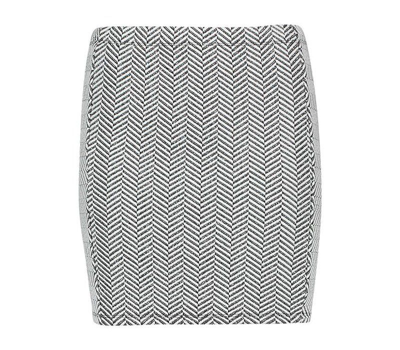 Skirt Weaving offwhite
