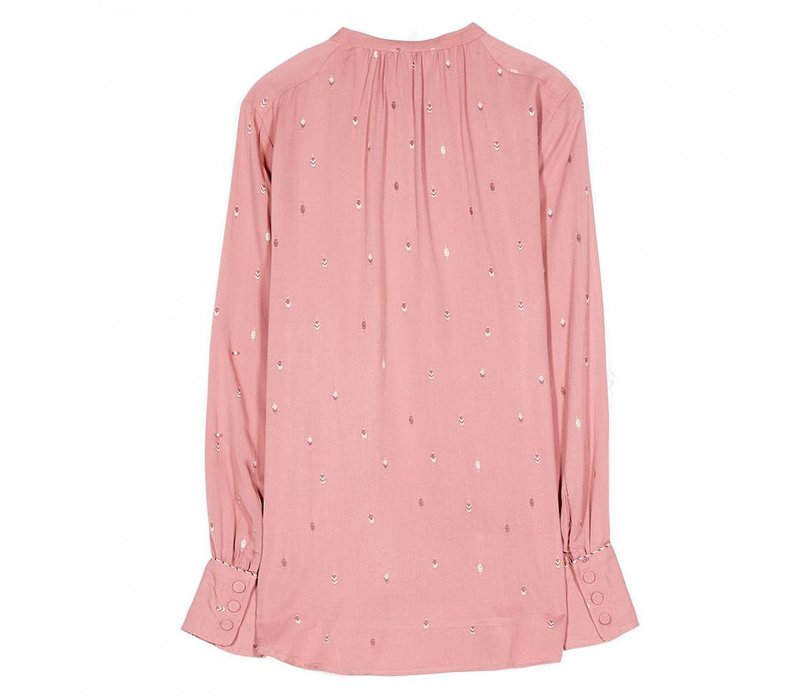 Blouse Occident rose