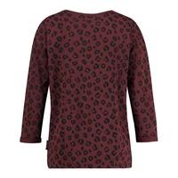 Sweater Enfant Terrible dark ruby