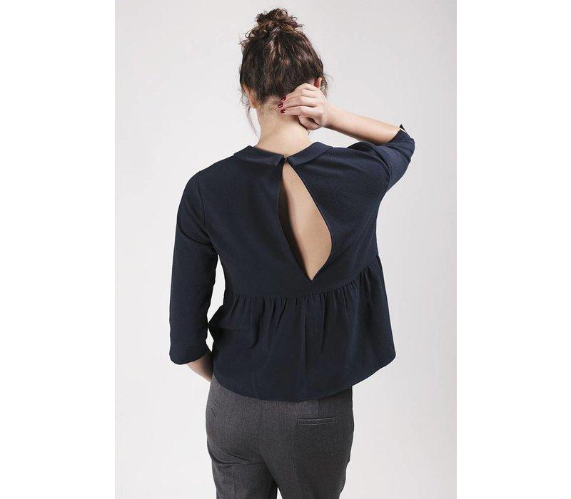 Shirt Olivette grijs