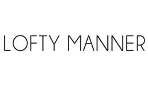 LOFTY MANNER