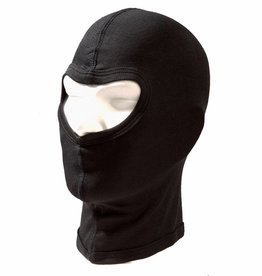 Steiner Adults Silk Balaclava Black