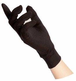 Steiner Adults Silk Glove Liner Black