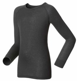 Odlo Junior Warm LS Crew Neck