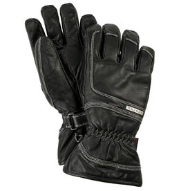 Hestra Ladies Leather CZone Ski Glove Black