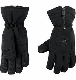 Poivre Blanc Ladies Poivre Blanc Ski Glove Black