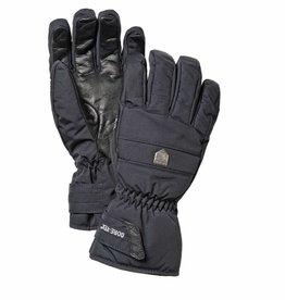 Hestra Mens G-Tex Classic Leather Ski Glove Black