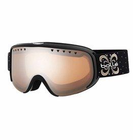 Bolle Adults Scarlett Ski Goggle Shiny Black