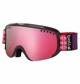 Bolle Adults Scarlett Ski Goggle Shiny Pink