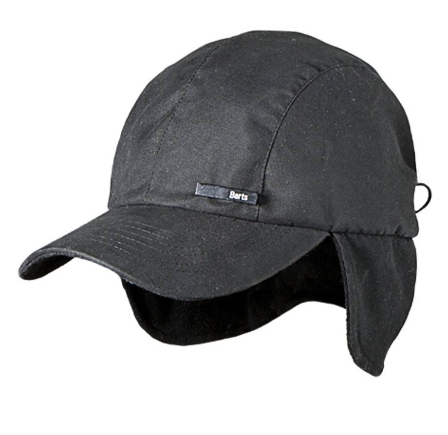 Barts Adults Active Cap Black