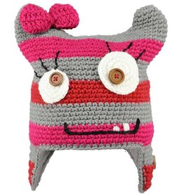 Barts Kids Monster Beanie Pink 53cm