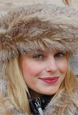 Fosi Ladies Fur Headband