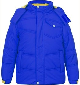 Ice Peak Boys Iniko Ski Jacket Blue