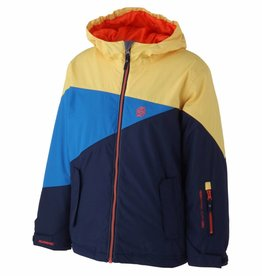 Surfanic Boys Rocky Ski Jacket Blue