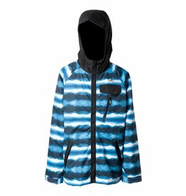 Rojo Boys The Park Ski Jacket Blue Parallel