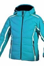 F.lli Campagnolo Girls Bornio Ski Jacket Sky Blue