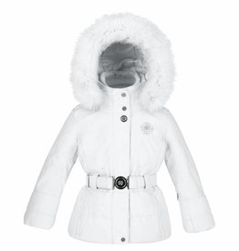 Poivre Blanc Girls Poivre Blanc Fur Trim Ski Jacket