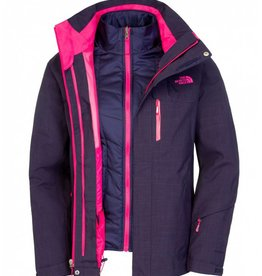 The North Face Ladies Cheekamus Triclimate Jacket Fountain Blue