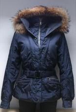 Poivre Blanc Ladies Classic Ski Jacket Bleu Profond