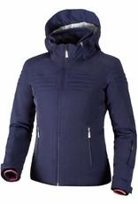 F.lli Campagnolo Ladies Grace Stretch Ski Jacket Navy