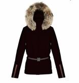 Poivre Blanc Ladies Poivre Blanc Louise Jacket Black