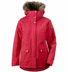 Didriksons Ladies Yed Active Jacket Red