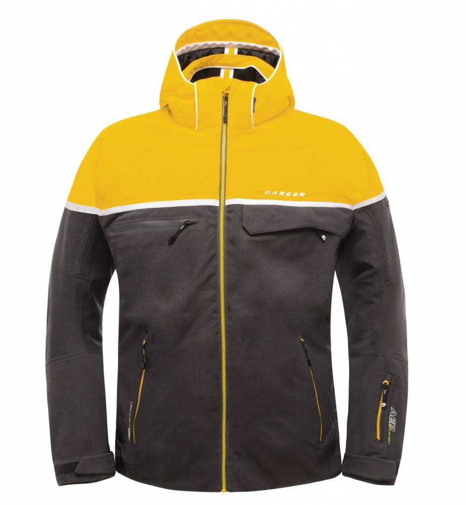 Dare 2b Mens Dare 2b Outrival Jacket Lemon