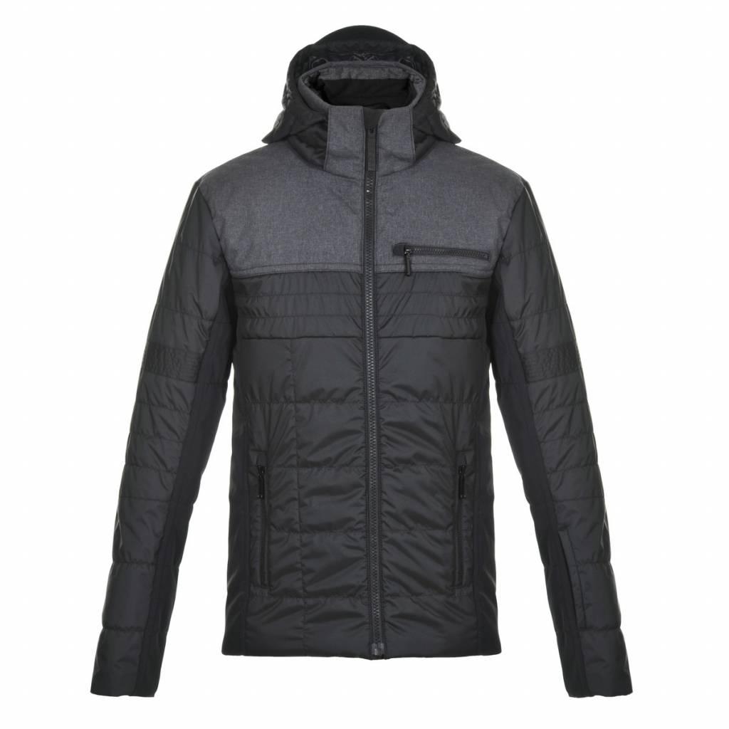 Poivre Blanc Mens Poivre Blanc Russell Jacket Black