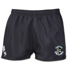 BLK Chess Valley Adults Tek Short Black