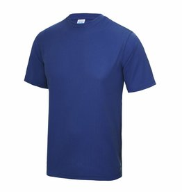 Dunstable Junior Plain Cool T Royal