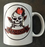 Premium Force Saracens Fez Boys Personalised Mug