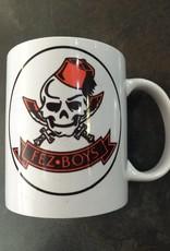 Premium Force Saracens Fez Boys Personalised Mug