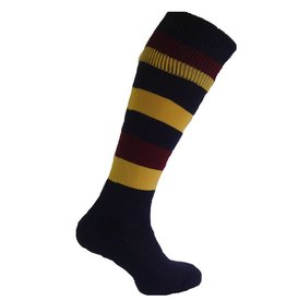 Old Albanian Adults Club Sock