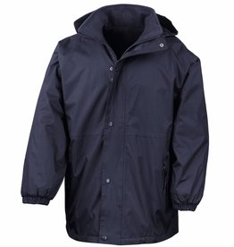 OA Kids Reversible Storm Proof Jacket Navy
