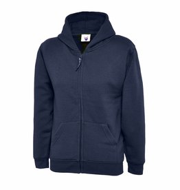 OA Kids Full Zip Hoody Navy