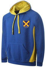 St Albans Adults Team Hoodie Royal/Amber