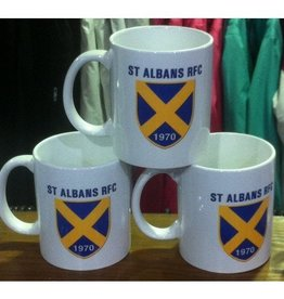 Premium Force St Albans RFC Supporters Mug