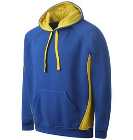 St Albans Junior Team Hoodie Royal/Amber