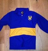 Premium Force St Albans Junior Training Shirt Royal/Amber