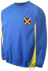 St Albans Junior Windbreaker Royal/Amber
