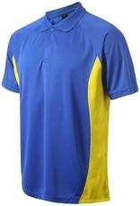 VRFC Junior Matchday Polo Royal/Yellow