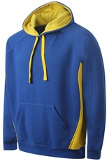 VRFC Adults Team Hoodie Royal/Yellow