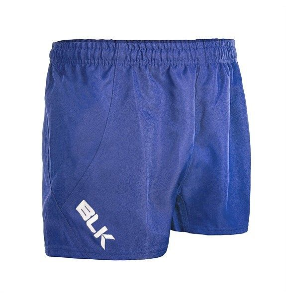 BLK VRFC Adults Tek Short Royal