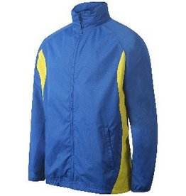 Premium Force VRFC Adults Track Top Royal/Yellow