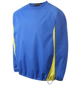 VRFC Adults Windbreaker Royal/Yellow