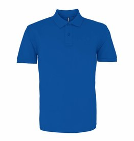 VRFC Adults Polo Shirt Bright Royal