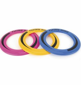 25cm Flying Ring Asstd