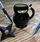 Big Mouth Inc Big Mouth Ninja Coffee Mug