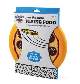 Big Mouth Inc Big Mouth Pass The Pizza Flying Food